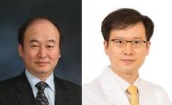 구영 회장(좌)과 박지만 편집이사